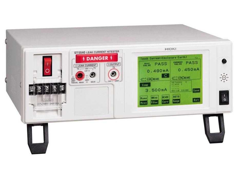 日本日置泄漏电流测试仪ST5540